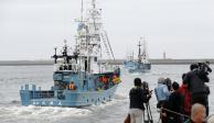 Japón retoma la caza comercial de ballenas después de 30 años