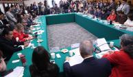 Apoyan Morena y PES  bajar fondos a partidos