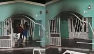 Comando armado irrumpe en casas de Sonora y mata a dos hombres