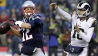 Experiencia de BRADY vs juventud de GOFF: atractivo del Super Bowl LIII