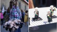 Pejemóviles y pejeluches, los souvenirs de la 4T en el Zócalo