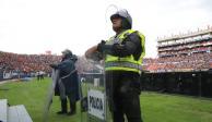Fiscalía de SLP investiga hechos de violencia en estadio