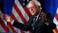 Bernie Sanders fue dado de alta tras ataque cardiaco en un mitin
