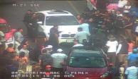Asesinan a conductor de camioneta en colonia Anáhuac
