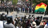 Aumentan a nueve los cocaleros muertos en Bolivia