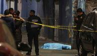 Hallan cuerpo de hombre baleado en Coyoacán