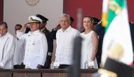 Fuerzas Armadas nunca actuarán contra el pueblo: secretario de Marina