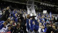 Equipo campeón de la Serie Mundial de MLB, en venta