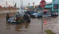 Sedena activa Plan DN-III tras fuertes lluvias en Mazatlán