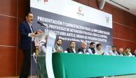 Hidalgo, uno de los dos estados con protocolo para atender violencia colectiva