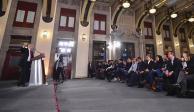 Gobierno Federal presentará plan contra la defraudación fiscal: AMLO