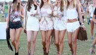 ¿Cómo vestir en un festival? Coachella trae todas las tendencias