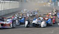Confían que Fórmula E ayude en lucha contra la contaminación