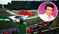 Listos, operativos por Gran Premio de México y homenaje a José José