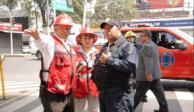 Falsa alarma, amenaza de bomba en instalaciones de alcaldía Iztapalapa