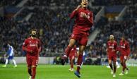 Liverpool avanza a semifinales de Champions tras golear 4-1 al Porto