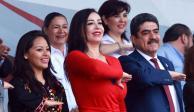 Patricia Durán refrenda compromiso por una nueva policía en Naucalpan
