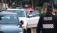 Matan a conductor de BMW en presunto intento de asalto en Copilco