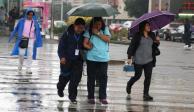 Anticipan lluvias fuertes y cielo nublado en la Zona Metropolitana