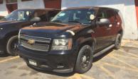 Realizan primer día de subasta de vehículos oficiales en Santa Lucía