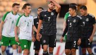 México e Irlanda no se hicieron daño en el torneo Esperanzas de Toulon