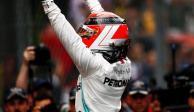 Lewis Hamilton gana su cuarta carrera del año en el GP de Mónaco
