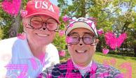 """Selfie entre ministro de Japón y Donald Trump desata memes """"Kawaii"""""""