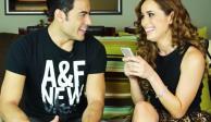 Cynthia Rodríguez no creía que sería novia de Carlos Rivera por su edad