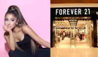 Ariana Grande demanda a Forever 21 por 10 millones de dólares