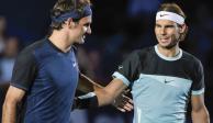 ¡Imperdible! Florentino quiere un Nadal vs Federer en el Bernabéu