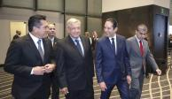Urge presidente de la Conago a terminar con la polarización