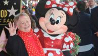 "Muere Russi Taylor, la voz de ""Minnie Mouse"" y ""Martin Prince"""
