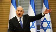 Fiscal israelí acusa a expresidente Netanyahu de corrupción