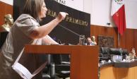 Xochitl Gálvez critica propuesta de Morena de reforma electoral