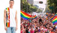 FOTOS: Firmas de ropa se unen para apoyar a la comunidad LGBTTI