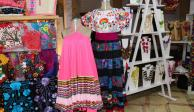 DIF pone stand para que artesanos realicen venta-exposición en Guerrero