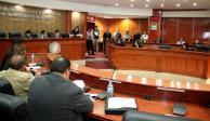 PRD respalda desaparición de poderes en Baja California