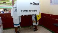 Roban 537 boletas en Quintana Roo; quedan 100 y siguen votando