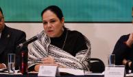 Presidenta del Senado rechaza persecución contra magistrados del TEPJF
