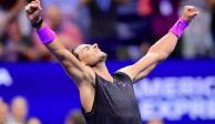 Rafael Nadal sufre, pero avanza a los cuartos del US Open