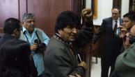 """""""Hermano Presidente"""", revelan carta de despedida de Evo a AMLO"""