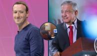 AMLO invita a Mark Zuckerberg al proyecto para conectar a todo México