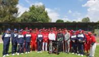 AMLO felicita al equipo de la Semar, campeón en béisbol amateur