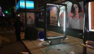 Investigan presencia de grupos de choque en actos vandálicos en CDMX