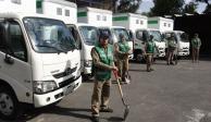 En operación, nuevas brigadas de atención a fugas de agua en CDMX