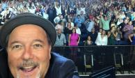 Rubén Blades y la Salsa Big Band alistan concierto en el Auditorio Nacional