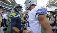 Dallas vs Seattle, el juego de la ronda de comodines de la NFL