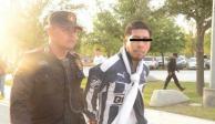 Aficionado de Rayados le robó boletos a niño de 6 años