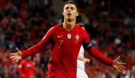 Cristiano Ronaldo mete a Portugal en final de la Nations League