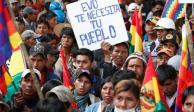 Asamblea Legislativa de Bolivia suspende sesión de hoy